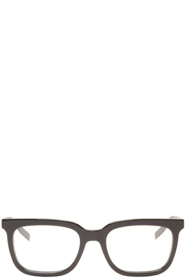 Dior Homme - Black 'Black Tie' 216 Glasses