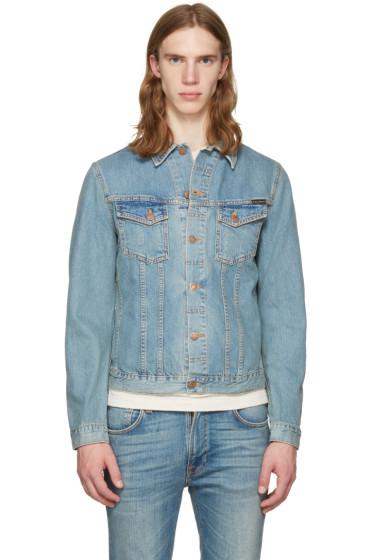 Nudie Jeans - Blue Denim Billy Jacket