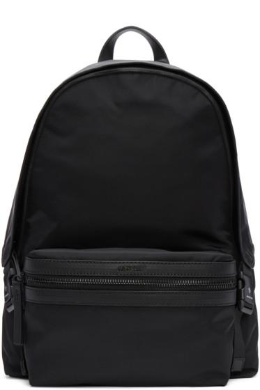 Moncler - Black Romeo Backpack