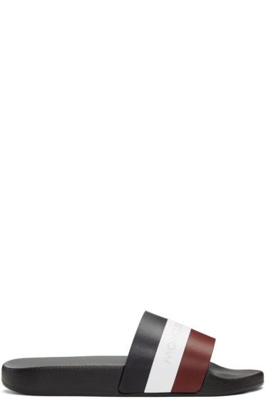 Moncler - Tricolor Basile Sandals