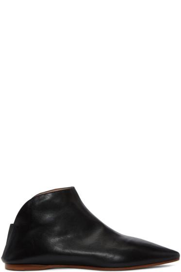 Acne Studios - Black Ame Boots