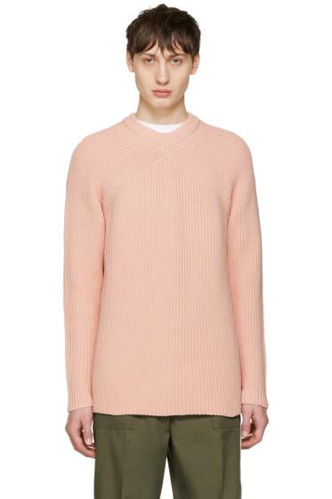 Acne Studios - Pink Katan Sweater