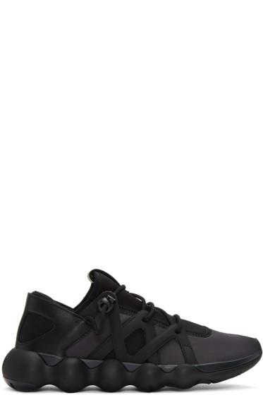Y-3 - Black Kyujo Low Sneakers