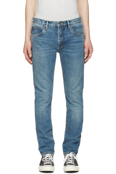 Helmut Lang - Indigo Mr 87 Jeans