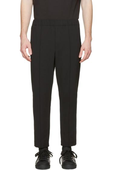 Alexander Wang - Black Tailored Lounge Pants