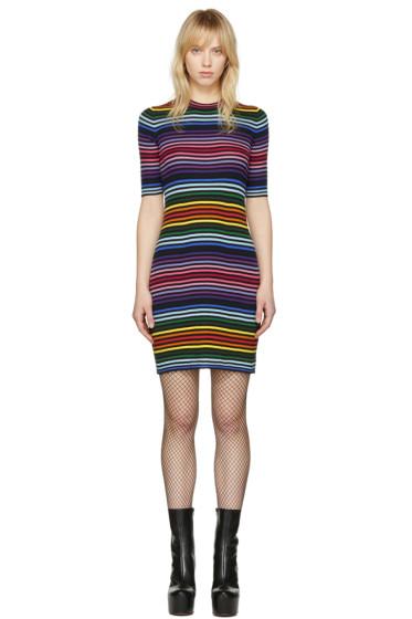 Marc Jacobs - Multicolor Striped Dress