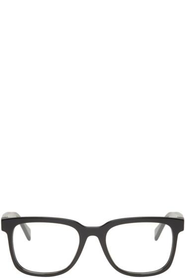 Super - Black Numero 19 Glasses