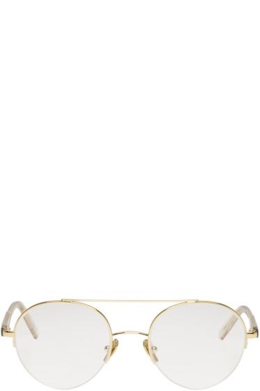 Super - Gold Numero 24 Glasses