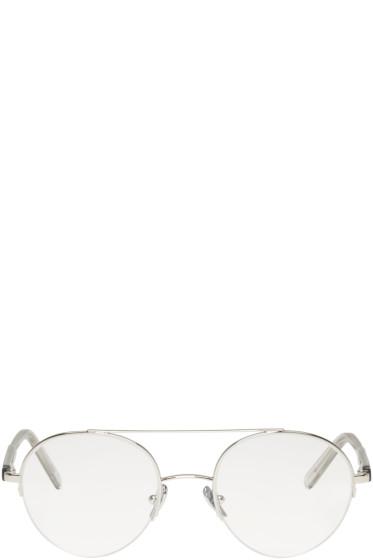 Super - Silver Numero 24 Glasses