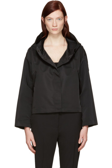 Jil Sander - Black Short Copyright Jacket