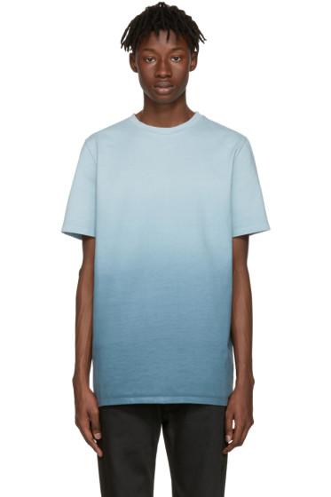 Jil Sander - Blue Ombre Tie-Dye T-Shirt