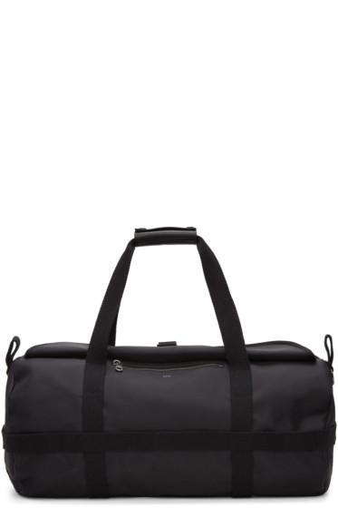 A.P.C. - Black Cyril Duffle Bag