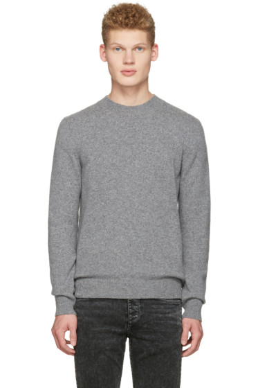 A.P.C. - Grey Submarine Sweater