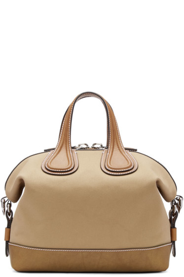 Givenchy - Beige Small Nightingale Bag