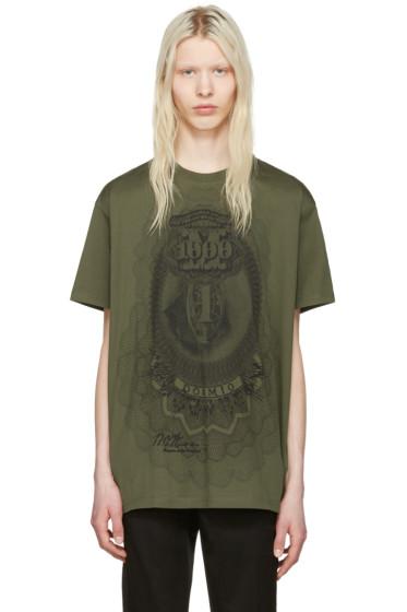 Givenchy - Green Money T-Shirt