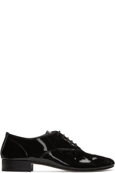 Repetto - Black Zizi Oxfords