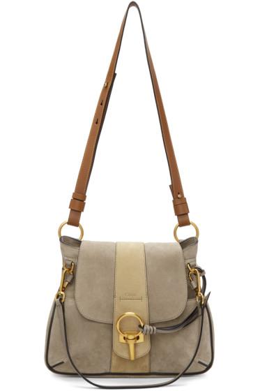 Chloé - Grey Small Lexa Bag