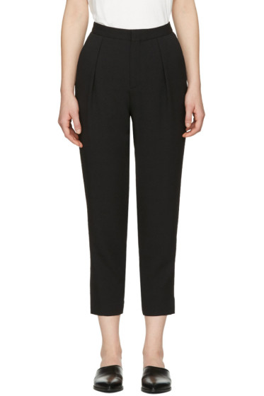 See by Chloé - Black Tapered Trousers
