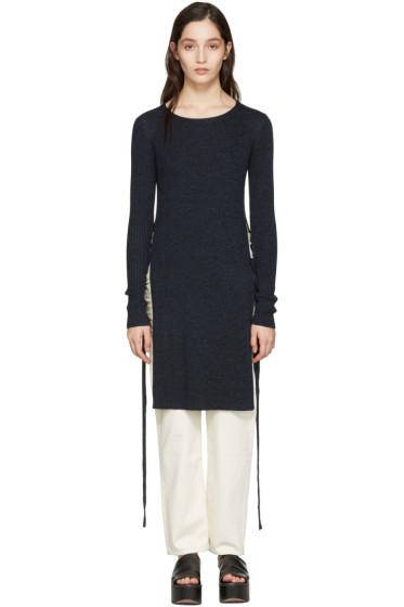 See by Chloé - Indigo Wool Sweater