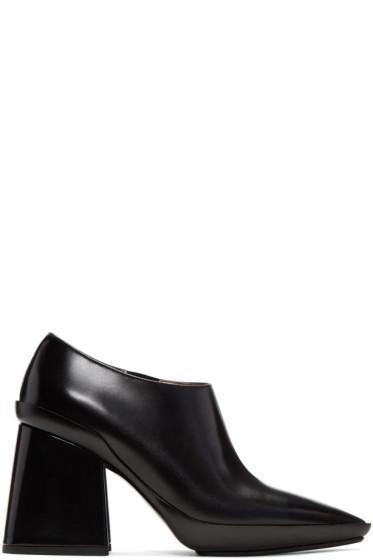 Marni - Black Pointed Heels