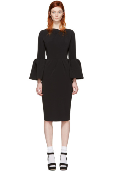 Roksanda - Black Margot Dress