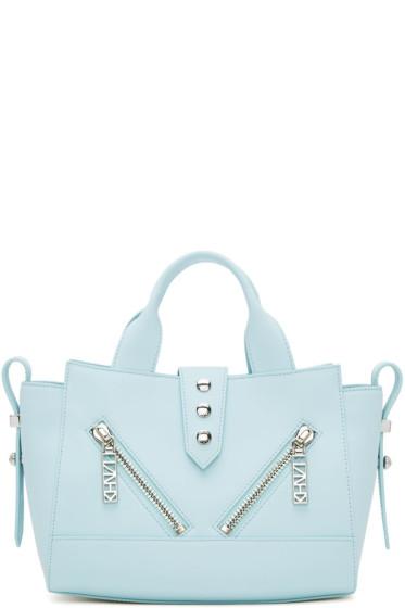 Kenzo - Blue Mini Kalifornia Bag