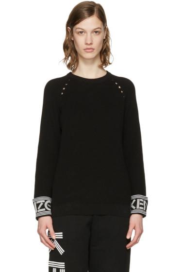 Kenzo - Black Paris Sweater
