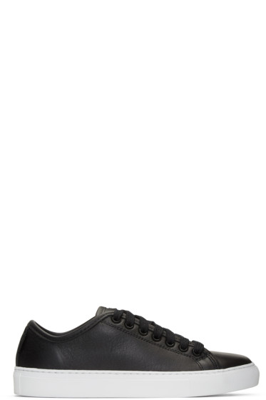 Diemme - Black Veneto Low Sneakers