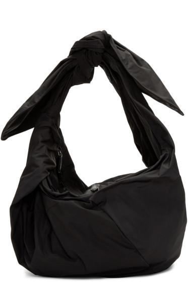 Simone Rocha - Black Small Wrap Bag