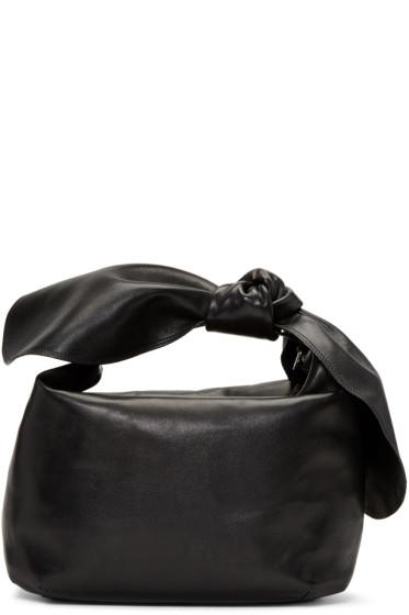 Simone Rocha - Black Little Knot Bag