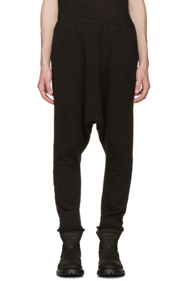 Julius - Black Sarouel Trousers
