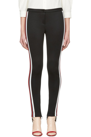 Gucci - Black Sylvie Stirrup Leggings