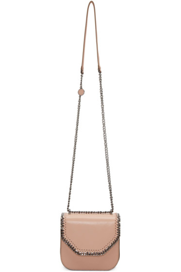 Stella McCartney - Pink Small Falabella Box Bag