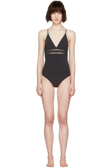Stella McCartney - Black Timeless Swimsuit