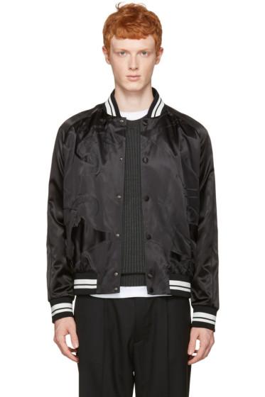 Valentino - Black Panther Souvenir Jacket