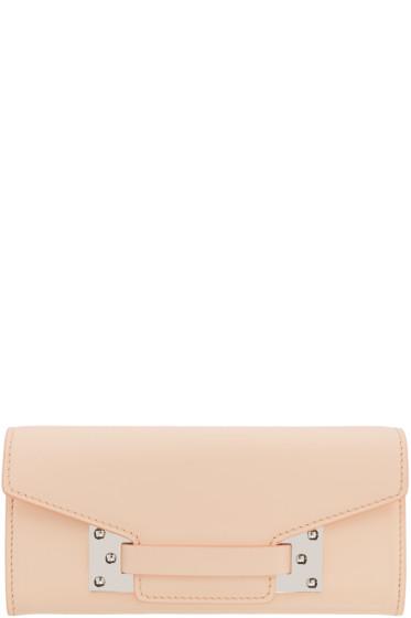 Sophie Hulme - Pink Milner Flap Wallet
