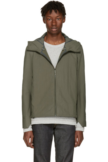 Arc'teryx Veilance - Green Isogon Hooded Jacket