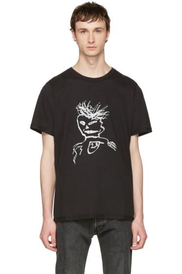 Yang Li - Black William Burroughs T-Shirt