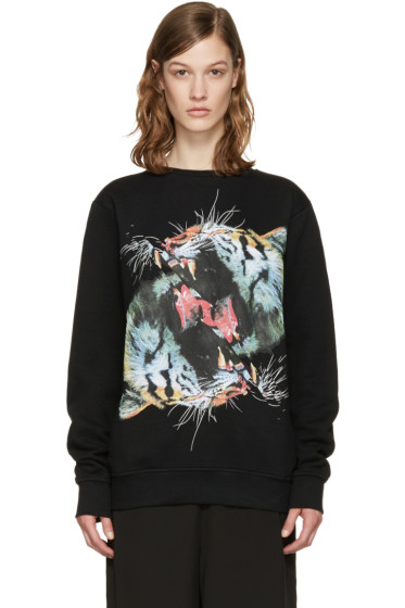 Marcelo Burlon County of Milan - Black Sabina Pullover