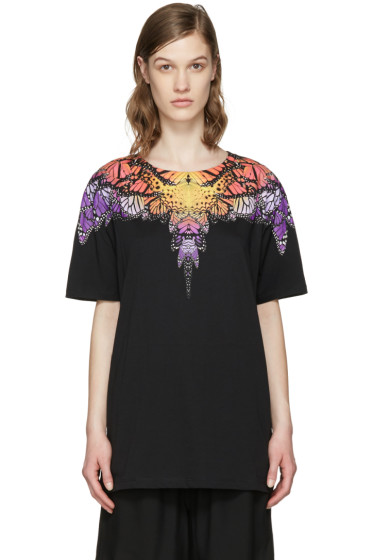 Marcelo Burlon County of Milan - Black Filipa T-Shirt