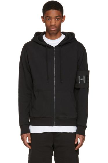 Hood by Air - Black Cult Hoodie