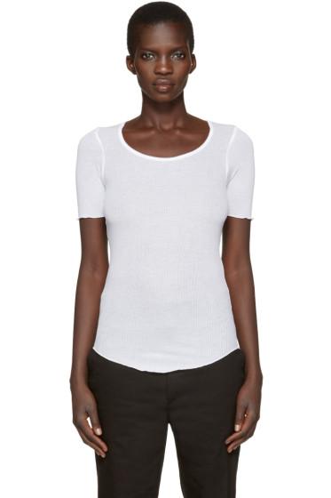 Isabel Marant Etoile - White Luceo T-Shirt