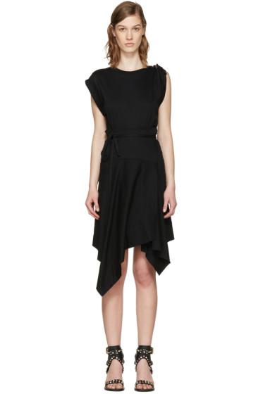Isabel Marant - Black Loko T-Shirt Dress
