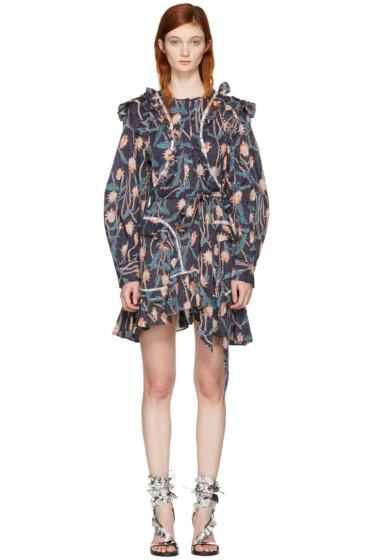 Isabel Marant - Black Ullo Dress