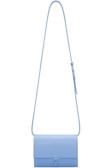 PB 0110 - Blue AB 10 Shoulder Bag