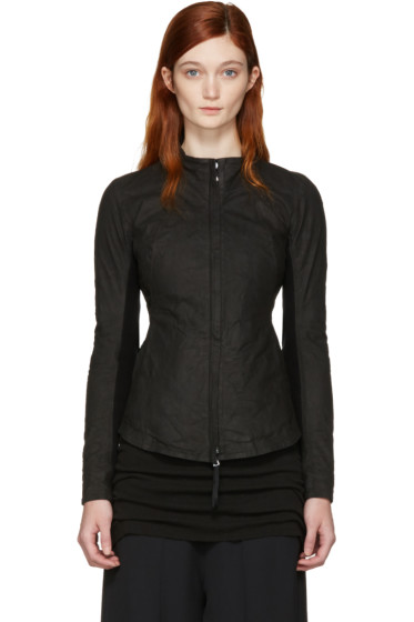Boris Bidjan Saberi - Black WJ2 Jacket