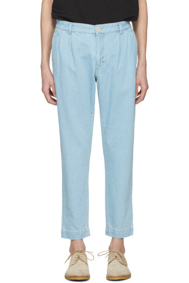 Etudes - Blue Archives Jeans
