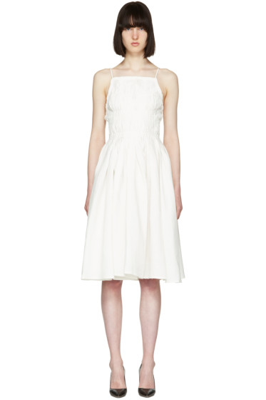 Brock Collection - White Dakota Dress