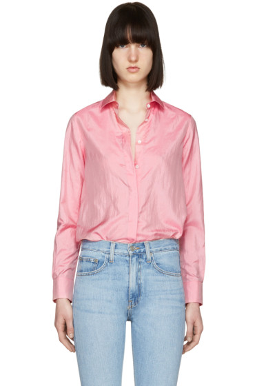 Brock Collection - Pink Baylee Shirt
