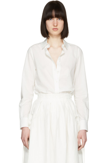 Brock Collection - White Baylee Shirt